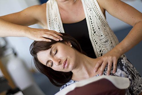 Massage en entreprise - La Rochelle
